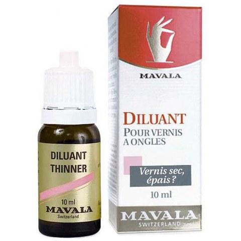 Mavala Nail Polish Thinner (10ml)