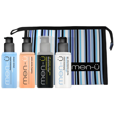 men-ü Ultimate Shave and Skin Kit