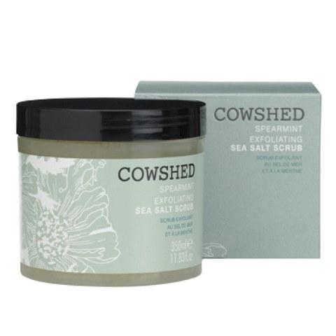 Cowshed Spearmint Meersalz Peeling 350ml