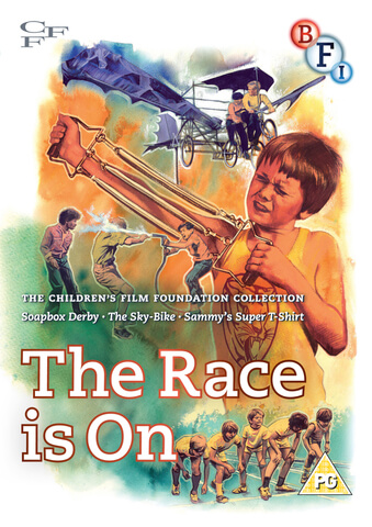 Childrens Film Foundation Volume 2: Race is On