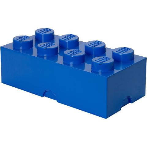 LEGO Storage Brick 8 - Blue