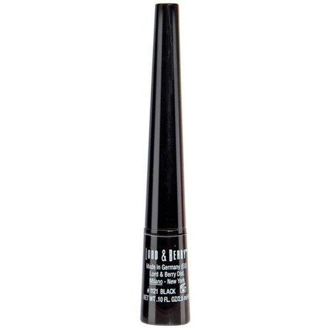 Lord & Berry Ink Glam Liquid Eye Liner - Black