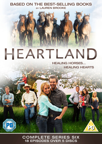 Heartland - Complete Season 6