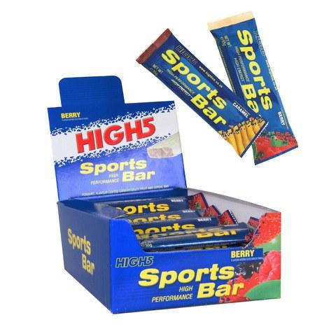 High5 Sports Bar - Box of 25