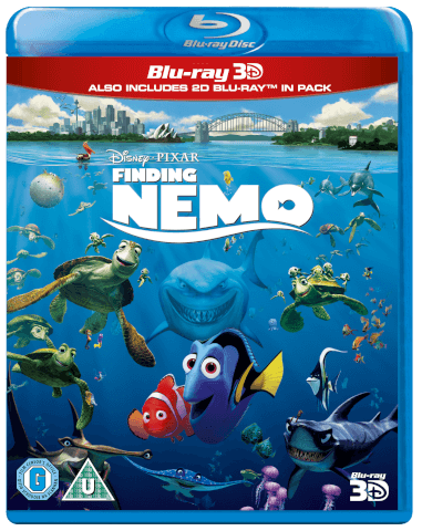 Buscando a Nemo 3D (Versión 2D incl.)
