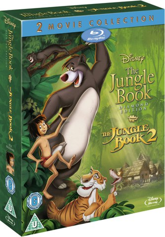 The Jungle Book 1 and 2