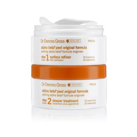Peeling Facial de Uso Diario Dr Dennis Gross Alpha Beta® (30 toallitas)