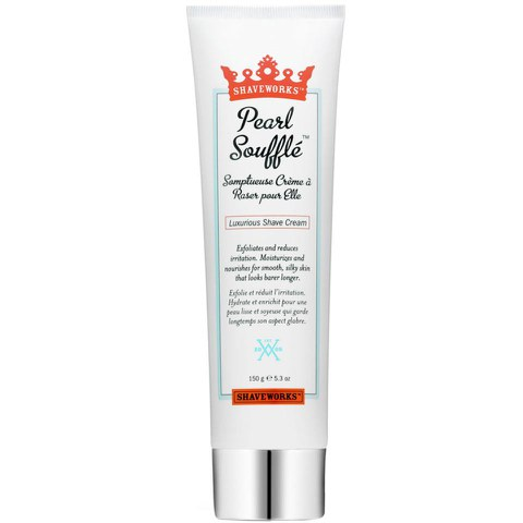 ShaveWorks Pearl Souffle Shave Cream