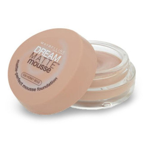Maquillaje en mousse Maybelline New York Dream Matte Mousse - Diferentes tonos