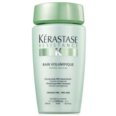 K rastase resistance volumifique bain 250ml free delivery for Kerastase bain miroir shine