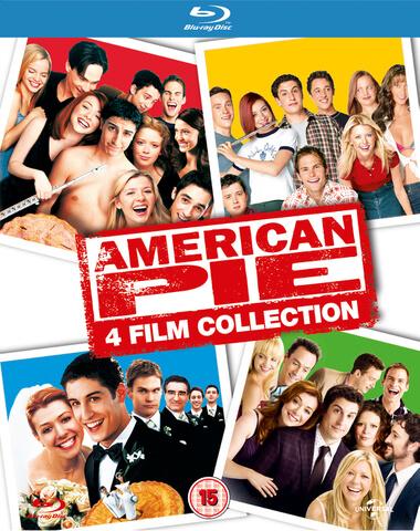 American Pie Colección (Copia UltraViolet incl.)