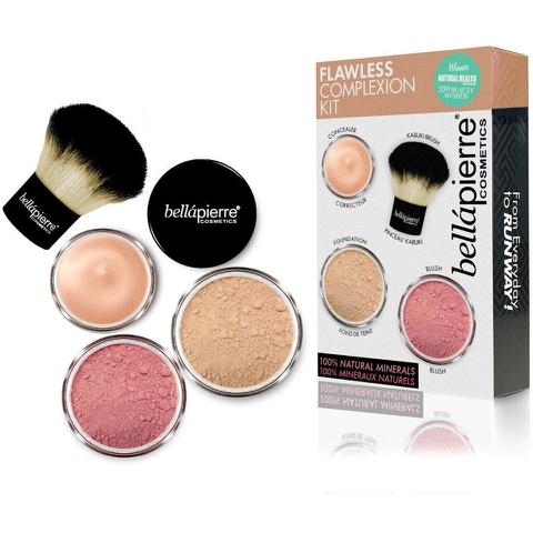 Bellápierre Cosmetics Flawless Complexion Kit - Medium