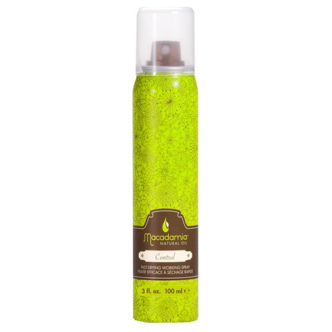 Macadamia Control Haarspray in Handtaschengröße 100ml