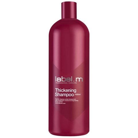 Shampoing épaississant label.m (1000ml)
