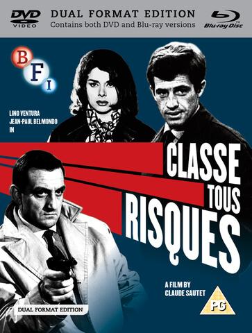 Classe Tous Risques (Dual Format Editie)