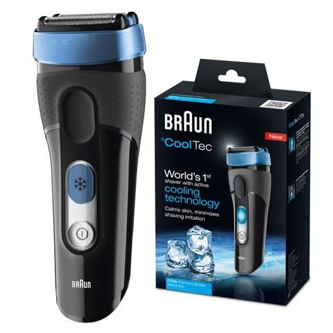 Braun Cooltec CT2S Shaver