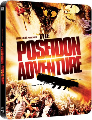 The Poseidon Adventure - Limited Edition Steelbook