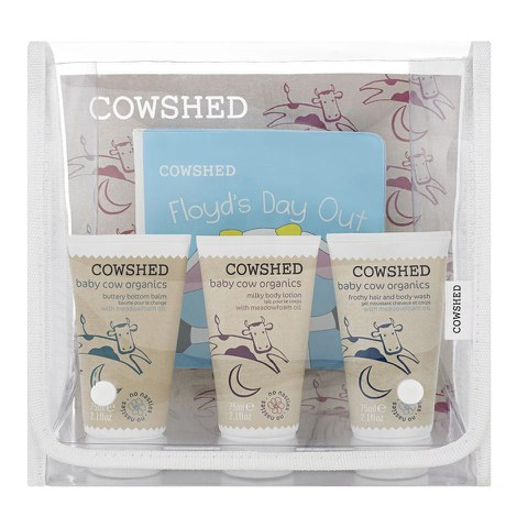 Cowshed Baby Cow Organics Gift Set