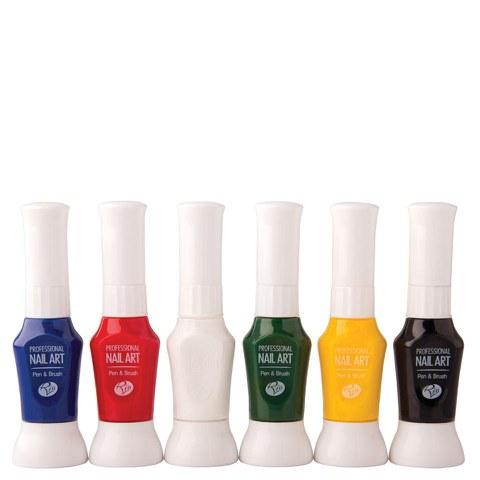 Rio Professional Nail Art Pens - Original Collection