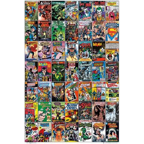 DC Comics Comic Covers - Maxi Poster - 61 x 91.5cm
