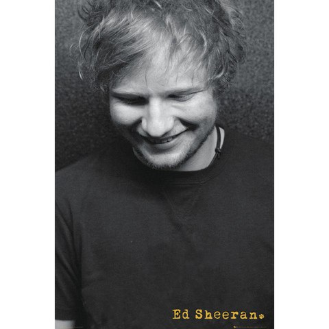 Ed Sheeran Profile - Maxi Poster - 61 x 91.5cm