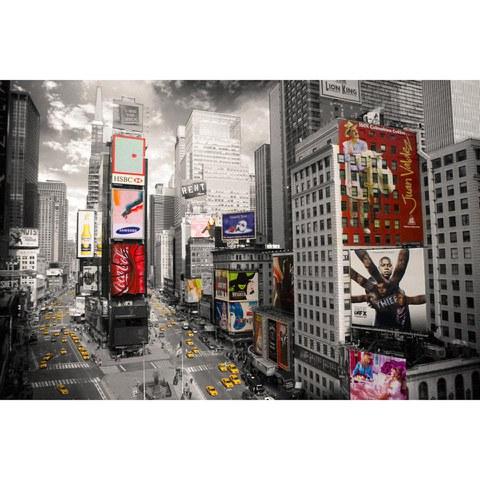 New York Times Square Ariel - Maxi Poster - 61 x 91.5cm