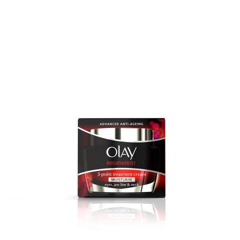 Olay Regenerist 3-Point Super Anti-Ageing Moisturiser (50ml)