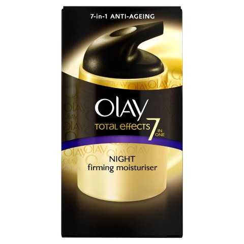 Crema de noche hidratante Olay Total Effects (50ml)