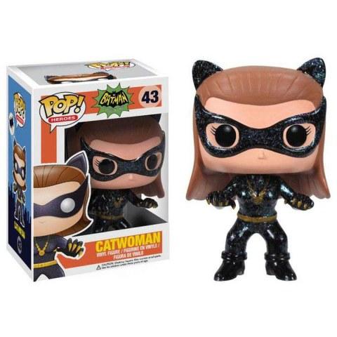 DC Comics Batman 1966 TV-Serien Catwoman Funko Pop! Figur