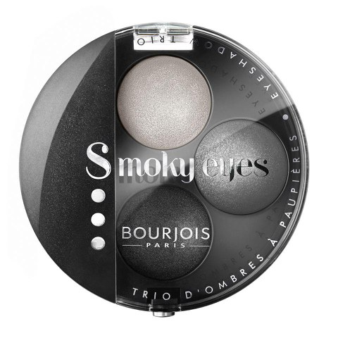 Bourjois Smoky Eyes Trio - Gris Dandy