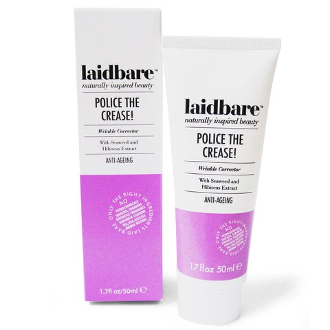 Laidbare Police the Crease! Wrinkle Corrector (50ml)