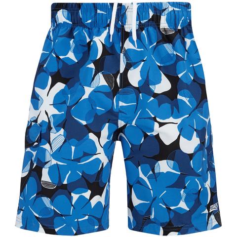 Zoggs Men's Harrocks 19 Inch Swim Shorts - Blue