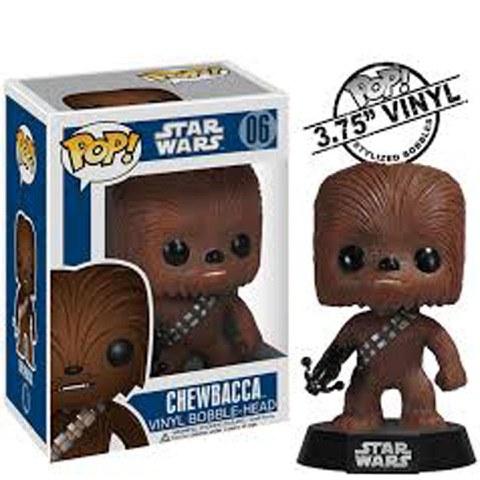 Figura Pop! Vinyl Star Wars Chewbacca