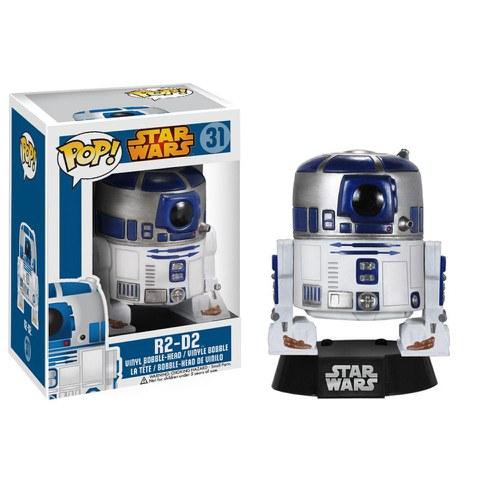 Figura Pop! Vinyl Star Wars - R2-D2