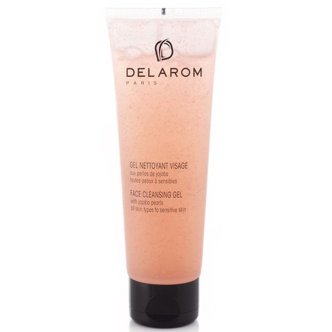 DELAROM Face Cleansing Gel (125ml)
