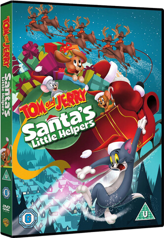 Tom and Jerry's Santa's Little Helper