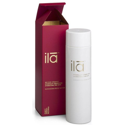 ila-spa Hydrolat Toner for Hydrating the Skin 200ml