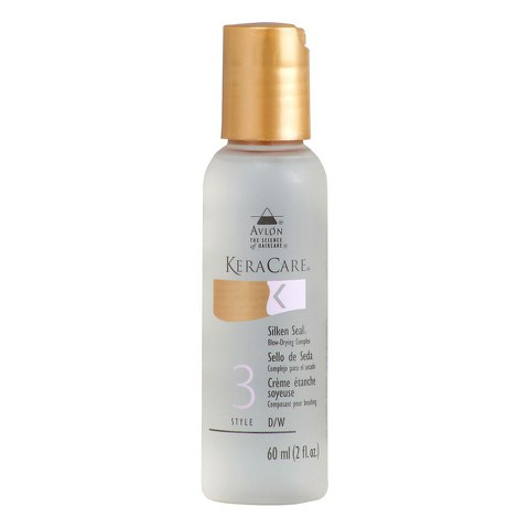 KeraCare Silken Seal (Blow Drying) (2oz)