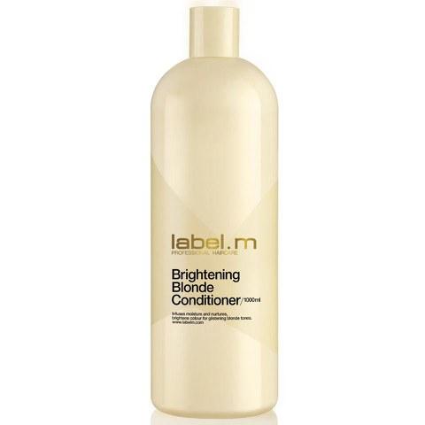 label.m Brightening Blonde Conditioner (1000ml) - (Worth £52.50)