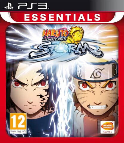 Naruto Ultimate Ninja Storm Essentials