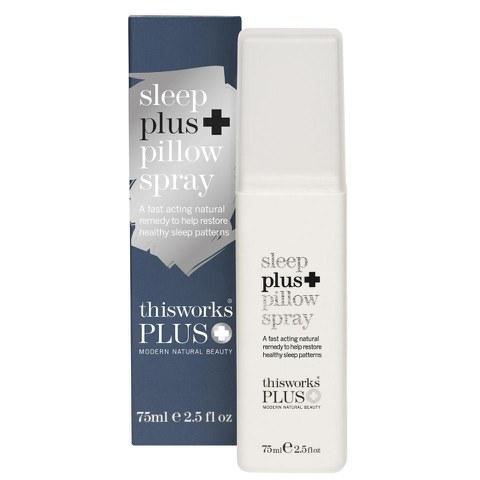 Spray de almohada this works Sleep Plus + Pillow