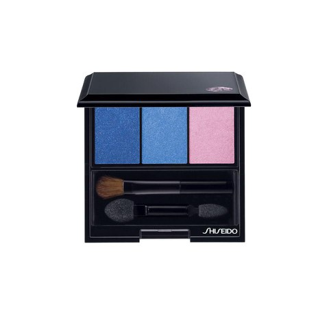 Shiseido Luminizing Satin Eye Color Trio BL310 - Punky Blues 3g