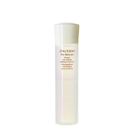 Shiseido The Skincare Essentials Instant Eye & Lip MakeUp Remover (125ml)