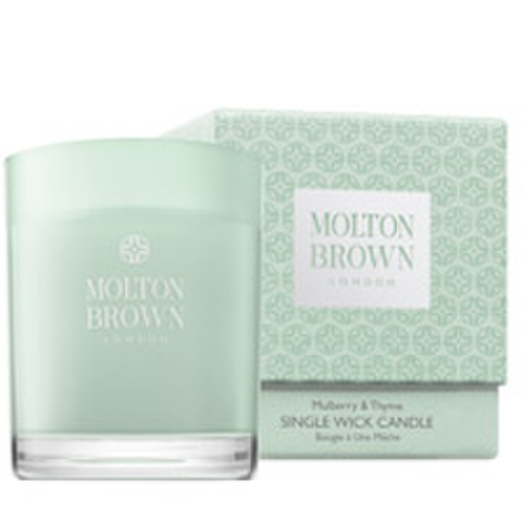 Molton Brown Mulberry and Thyme Single Wick Candle