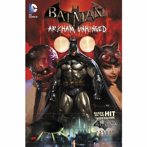 Batman: Arkham Unhinged - Volume 1 Paperback Graphic Novel