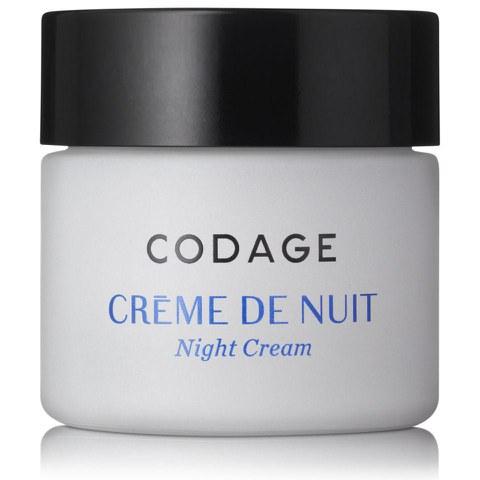 Crema hidratante de noche CODAGE (50ml)