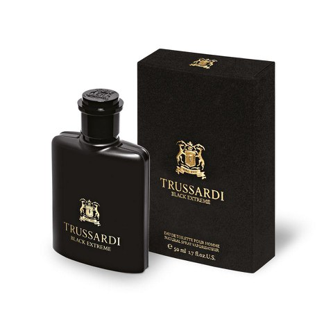 Trussardi Black Extreme for Men eau de toilette pour hommes (50ml)