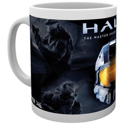 Halo Master Chief Collection Mug