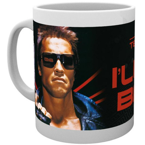 The Terminator Be Back Mug