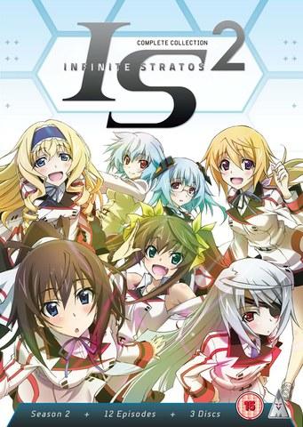 Infinite Stratos - Series 2